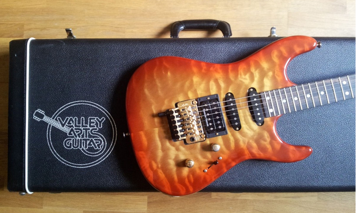 Valley Arts Custom Pro Models