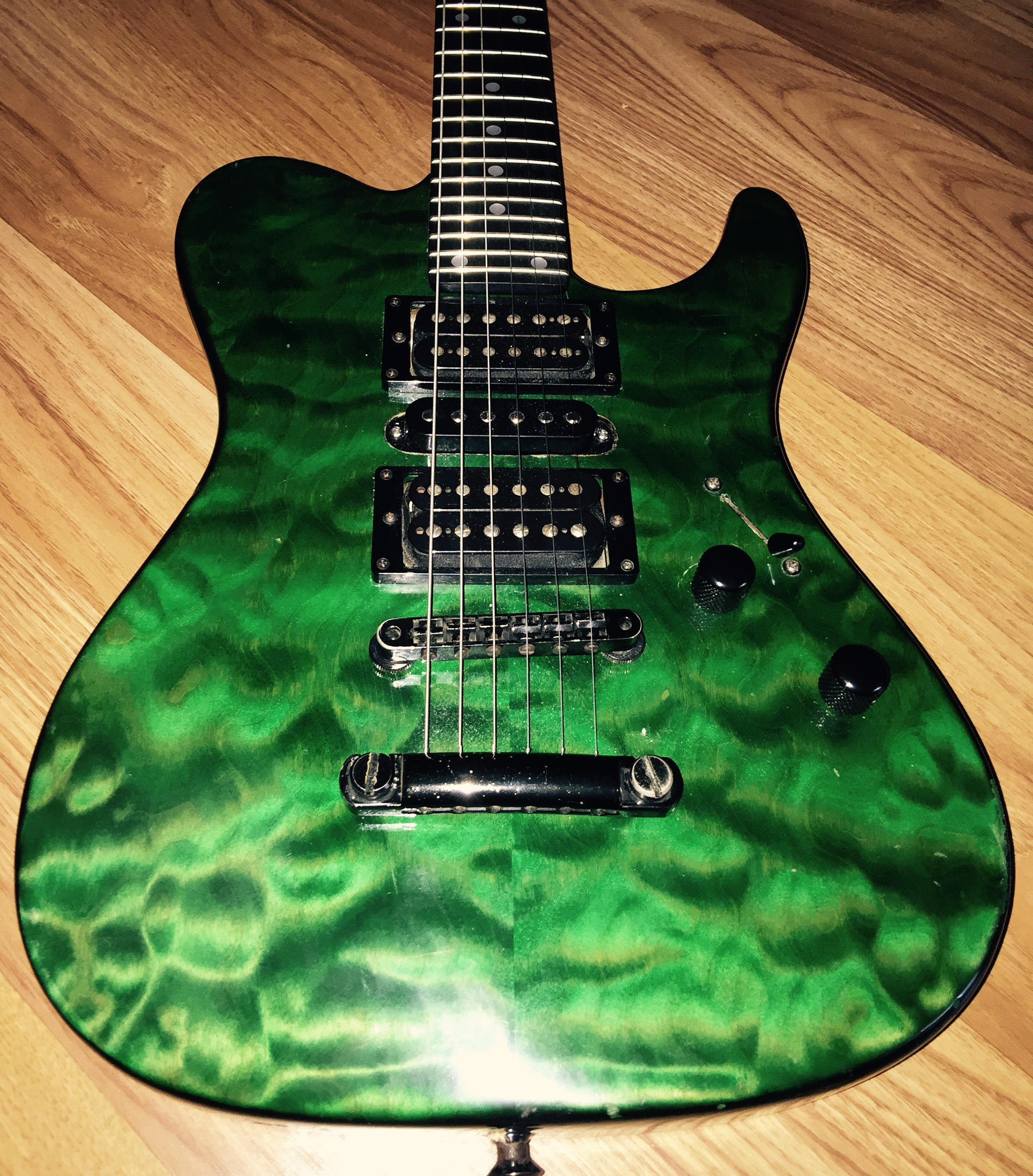 va02065 va custom pro added 8 8 17 t shape valley arts guitars. Black Bedroom Furniture Sets. Home Design Ideas