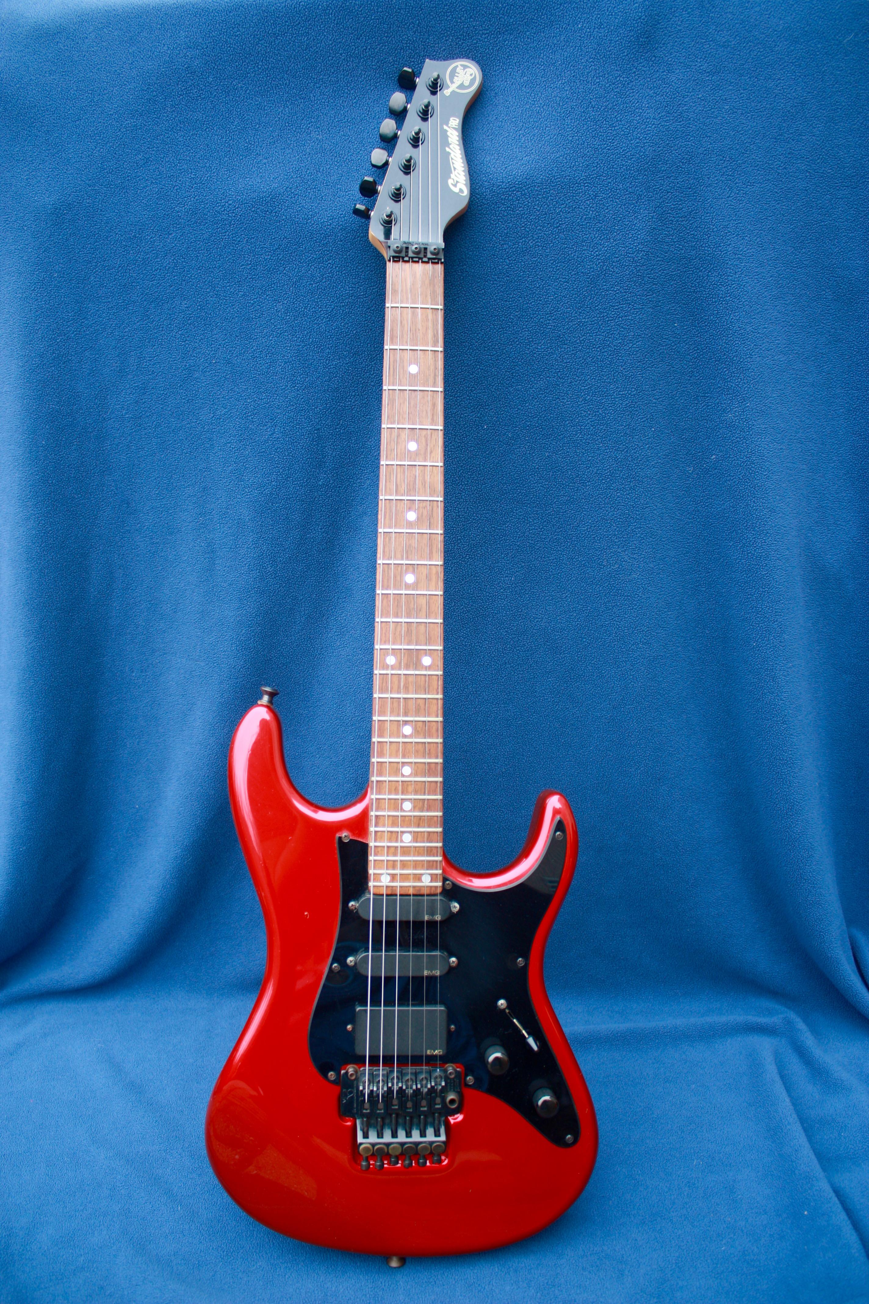 0148 va standard pro added 2 25 18 for sale valley arts guitars. Black Bedroom Furniture Sets. Home Design Ideas